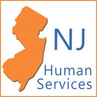 Logo for the New Jersey State Department of Human Services