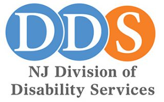 Logo for the New Jersey Division of Disability Services